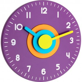 Polo Wall Clock 23cm