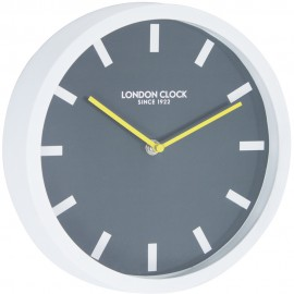 Pop Wall Clock White 25cm