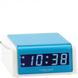 LED Mains Powered Alarm Clock 9.5cm