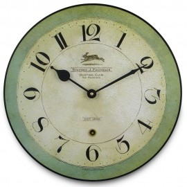 Running Rabbit Wall Clock 36cm