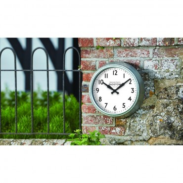 Padstow Outdoor Wall Clock 38cm