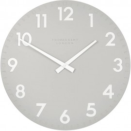 Camden Smoke Wall Clock 50cm