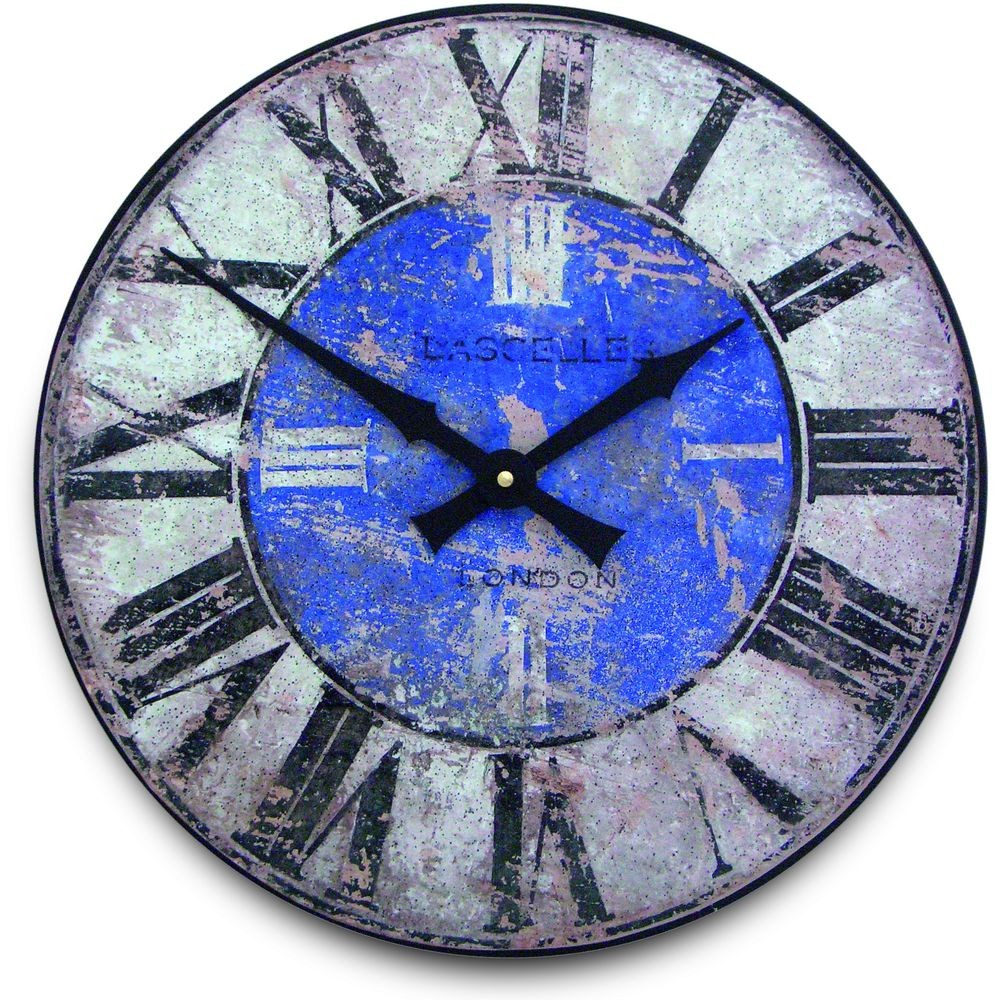 Antique Wall Clock 36cm