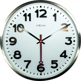Super Station Wall Clock 55cm