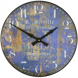 Montpellier Cheesemaker Wall Clock 36cm or 49cm