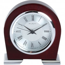 Mantel Clock Piano Finish 11.5cm