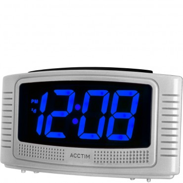 Vian Digital Alarm Clock 12cm