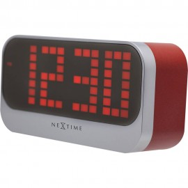Super Loud Red Alarm Clock 17.5cm