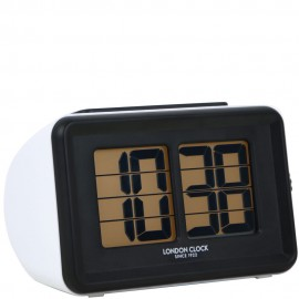 Fusion Digital Alarm Clock 12.5cm
