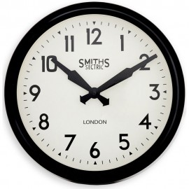Smiths Retro Retro Arabic Wall Clock 38cm