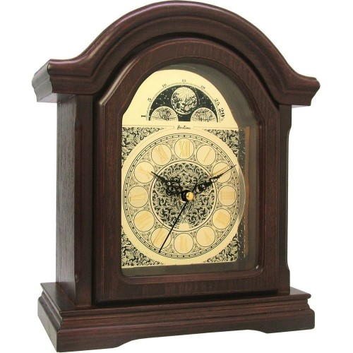 Weybridge Radio Controlled Chiming Mantel Clock 26.4cm