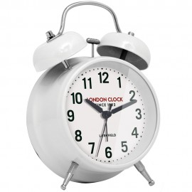 Sweeping Medium Belle Alarm Clock 17cm