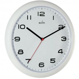 Aylesbury White Wall Clock 25.5cm
