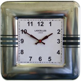 Art Deco Wall Clock 31cm