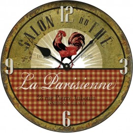 La Parisienne Wall Clock 36cm