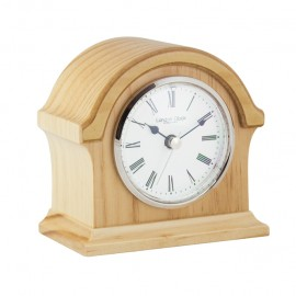 Break Arch Mantel Clock 13cm