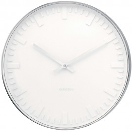 Mr White Station Wall Clock 37.5cm or 51cm