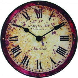 London Mantel Clock 15cm