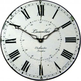 Clockmaker Wall Clock 36cm or 50cm