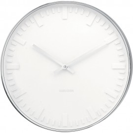 Mr White Station Wall Clock 51cm