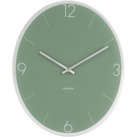 Elliptical Wall Clock 32cm