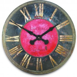 Grand Turret Wall Clock 60cm