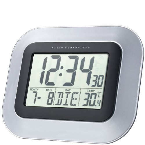 La Crosse Radio Controlled Wall Clock 22cm
