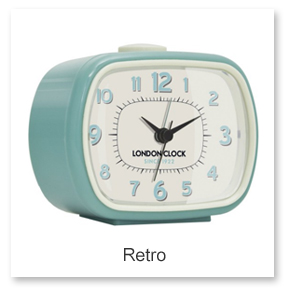 Alarm Clocks | UK's Largest Clock Retailer