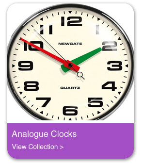 Analgoue Wall Clocks