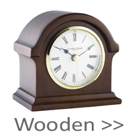 Wooden Mantel Clocks