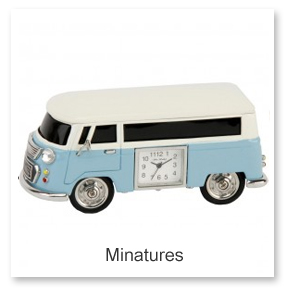 Minature Desk Clocks