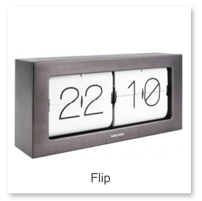 Flip Digital Desk Clocks