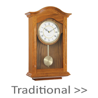 Traditional Pendulum Clocks
