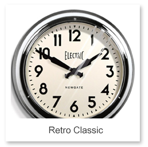 Retro Classic Wall Clocks