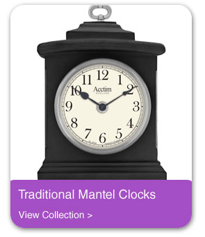 Traditional Mantel Clocks