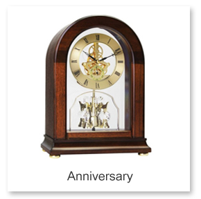 Anniversary Mantel Clocks