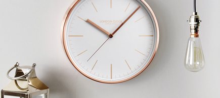 Modern Classic Wall Clocks