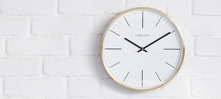 Contemporary Classic Wall Clocks