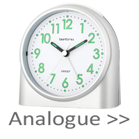 Analogue Alarm Clocks