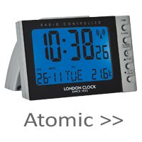 Atomic Alarm Clocks