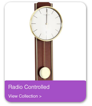 Radio Controlled Pendulum Clocks