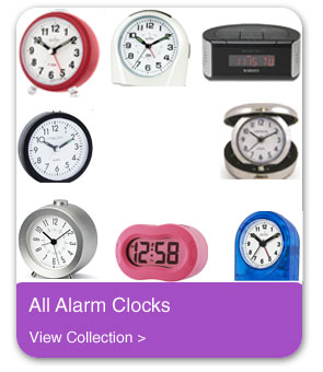 All Alarm Clocks