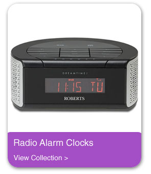 Radio Alarm Clocks