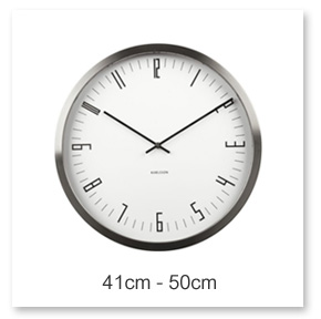 41 - 50cm Wall Clocks